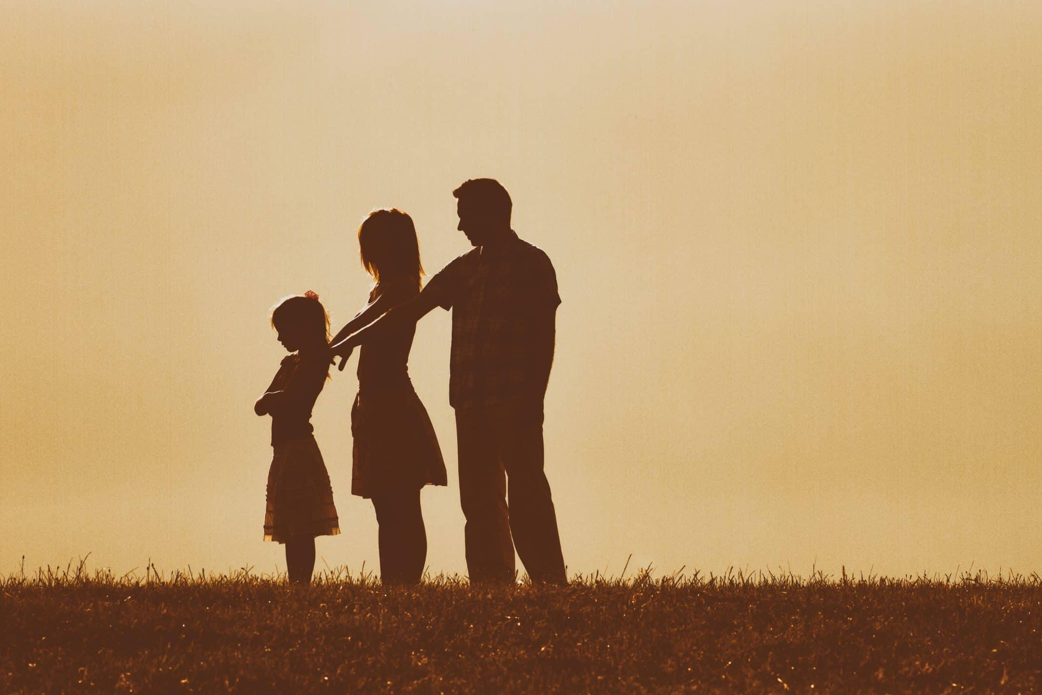 Familie Konflikt Thinkstock