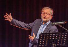 Michael Herbst beim Symposium Mission