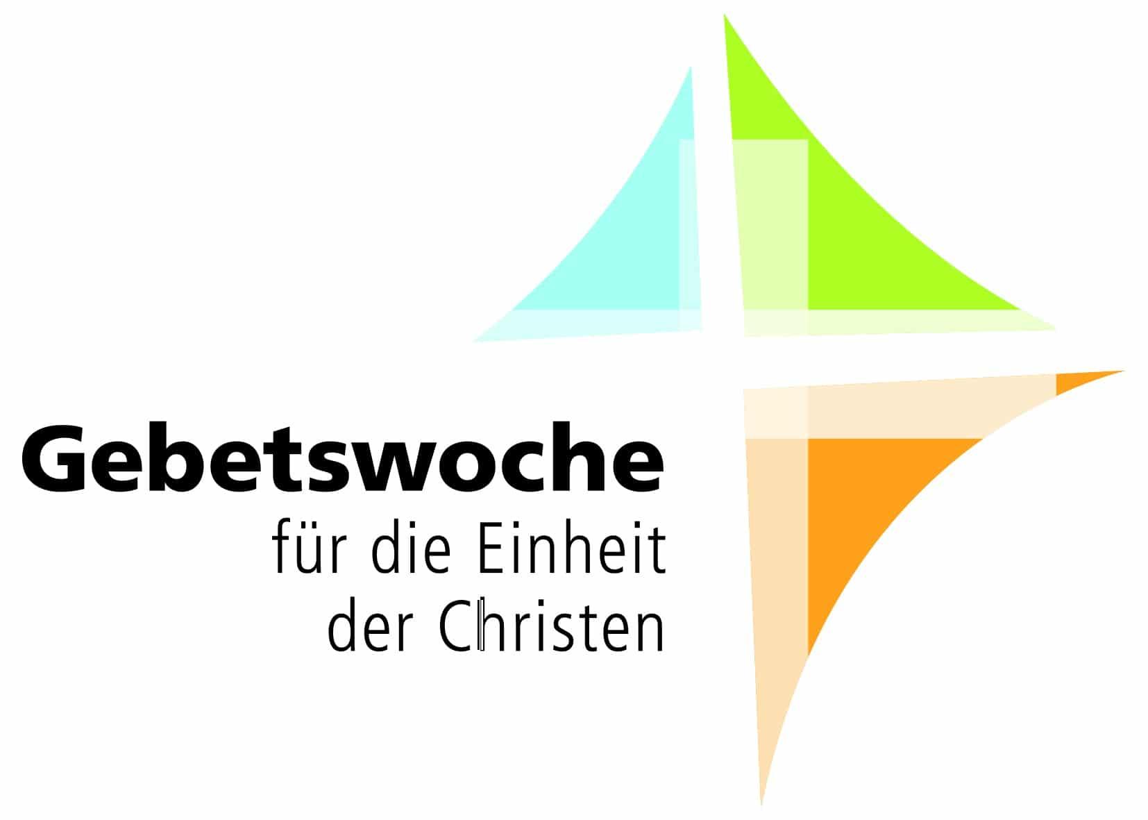 Logo gebetswoche Einheit der Christen