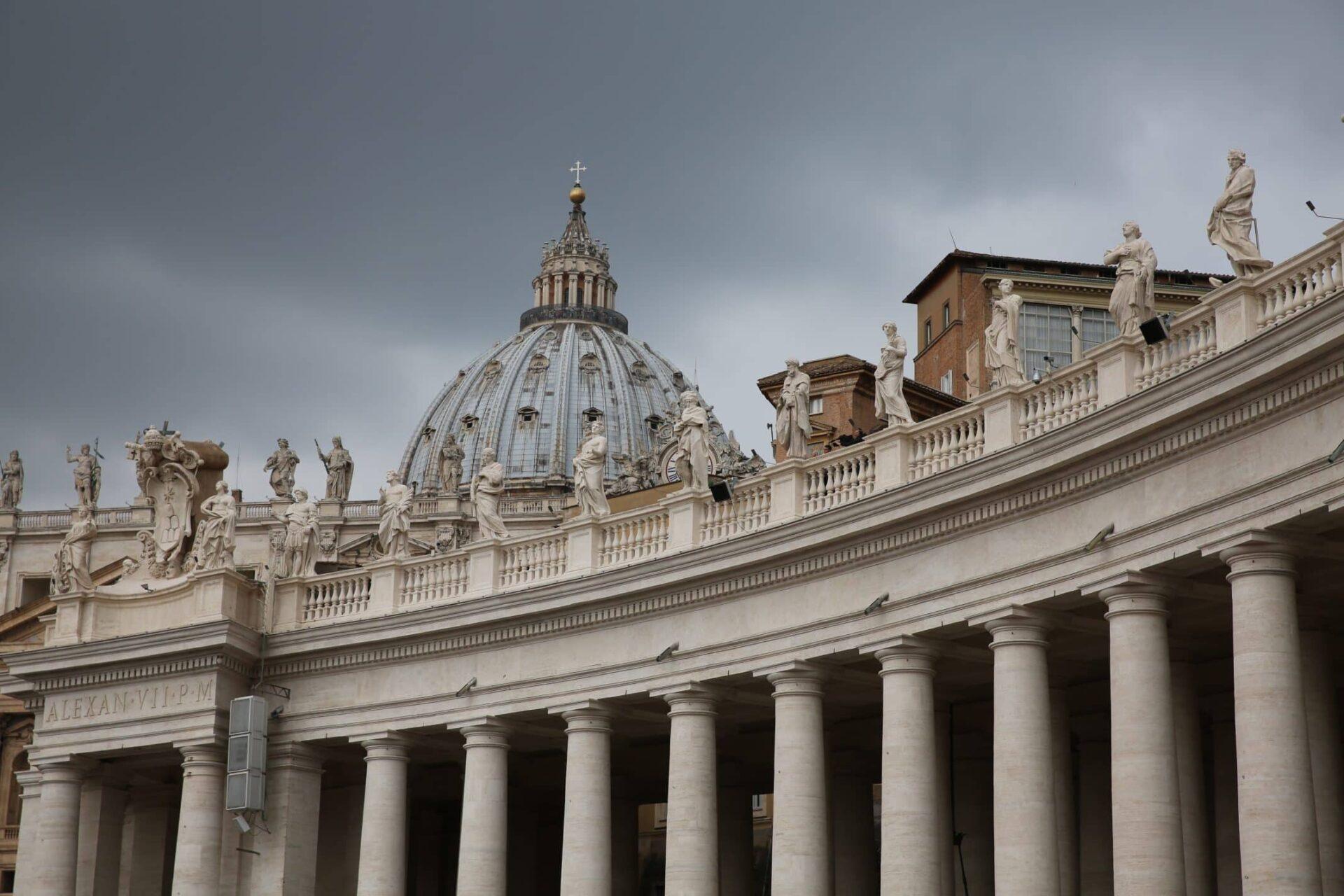 Petersdom Vatikan Pixabay